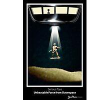 Serious Toys - UFO Photographic Print