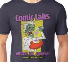 "Comic Labs ""clean"" shirt Unisex T-Shirt"