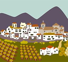Manilva Charming Village by Sonia Pascual