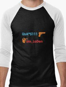 Counter Terrorists Win Men's Baseball ¾ T-Shirt