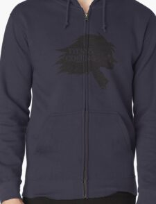 Titans are Coming.. Zipped Hoodie