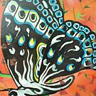 Devine Butterfly  by Dawn  Hawkins