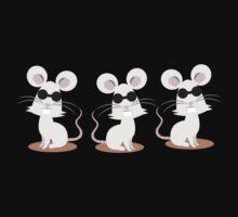 Three blind mice One Piece - Short Sleeve