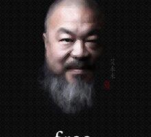 Free Ai Weiwei by 73553