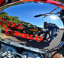 Royal Enfield by PETED60