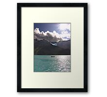 All that Glitters.. Framed Print