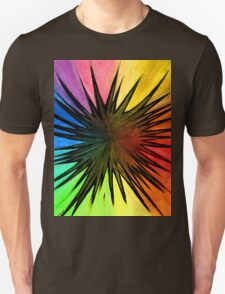 """Rainbow Splat"" Clothing T-Shirt"