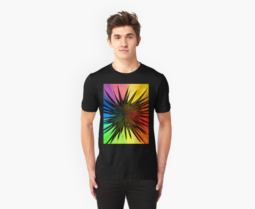 """""""Rainbow Splat"""" Clothing by Michelle Lee Willsmore"""