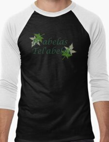 Ir abelas Tel'abelas - I'm Sorry I'm not sorry Men's Baseball ¾ T-Shirt