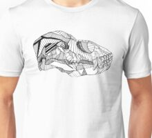 Cave Bear Skull Unisex T-Shirt