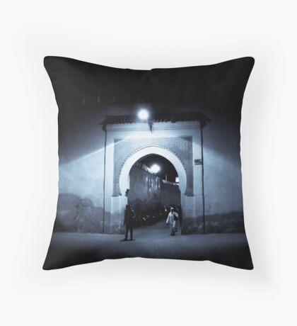 Peregrination Throw Pillow