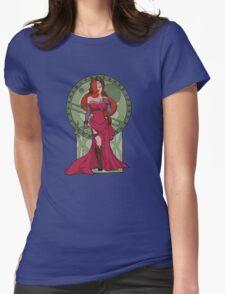 Steampunk Jessica Nouveau Digital T shirt T-Shirt