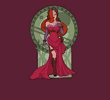 Steampunk Jessica Nouveau Digital T shirt Unisex T-Shirt