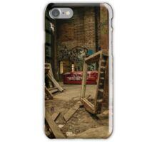 Abandoned Factory Floor iPhone Case/Skin
