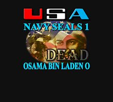 Osama Bin Laden is Dead Unisex T-Shirt