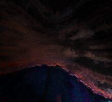 Night Scene by Lenore Senior