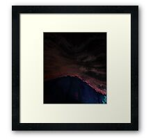 Night Scene Framed Print