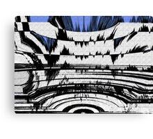 Olympics Abstract Canvas Print