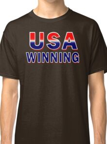 USA Winning Classic T-Shirt