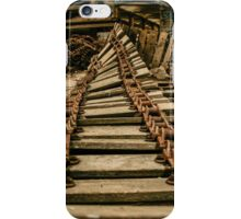 Abandoned Factory Equipment iPhone Case/Skin