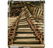 Abandoned Factory Equipment iPad Case/Skin