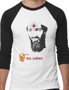 Head Shot Men's Baseball ¾ T-Shirt
