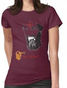 Head Shot Womens Fitted T-Shirt