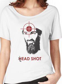 Head Shot ver. 2 Women's Relaxed Fit T-Shirt