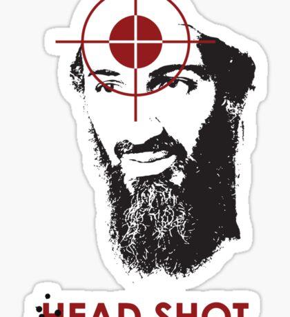 Head Shot ver. 2 Sticker