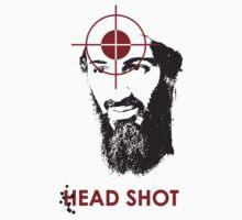 Head Shot ver. 2 (Hoodie) by chadski51