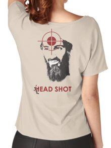 Head Shot ver. 2 (Hoodie) Women's Relaxed Fit T-Shirt