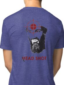 Head Shot ver. 2 (Hoodie) Tri-blend T-Shirt
