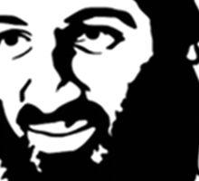 Osama Bin Laden Hide N' Seek Loser Sticker