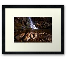 Yorkshire Water Framed Print