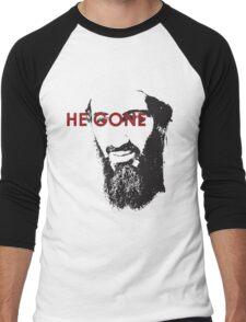 He Gone Men's Baseball ¾ T-Shirt