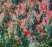 Oriental Brush Work by Lenore Senior