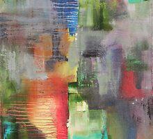 """""""Kleidoscope"""" Original acrylic painting by Tree3332art"""