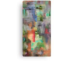 """Kleidoscope"" Original acrylic painting Canvas Print"
