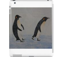 SLIPPERY SLOPE iPad Case/Skin