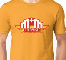 M&M Enterprises (Wings) Unisex T-Shirt