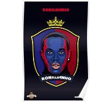 Ronaldinho Poster