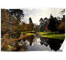 Botanical Garden. Poster