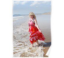 zoe beach beauty, 2 Poster