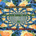 Elegant Rose Card Banner by Heidi Mooney-Hill