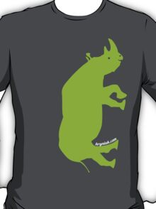 Upright Rhinoceros T-Shirt