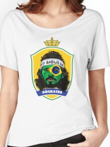 Socrates Women's Relaxed Fit T-Shirt