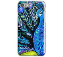 Peacock 1 iPhone Case/Skin
