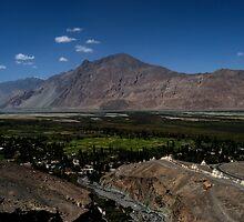 Nubra Valley Views by CoSurvivor