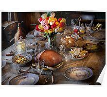 Chef - Easter Dinner Poster