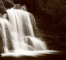 Kia Ora falls  by phillip wise